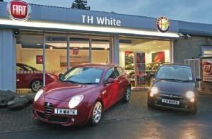 2011 Awarded Fiat/Alfa Romeo frachise