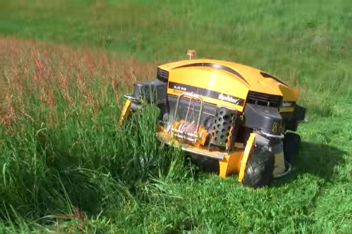 Machinery Imports Spider Mowers