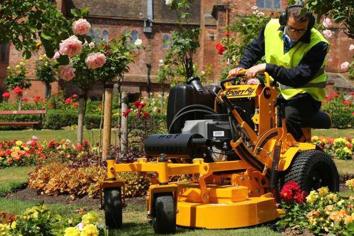 Machinery Imports Wright Mowers
