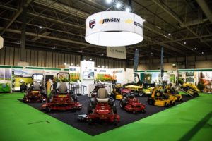 Machinery Imports stand at SALTEX 2017 event
