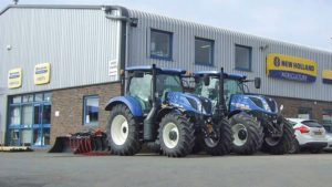 T H WHITE Agriculture depot in Hereford