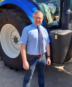 Ken Ash becomes Divisional Director of T H WHITE Energy, Fire & Security