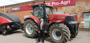 Andrew Symes joins as Case IH Sales Manager